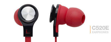 C520E EARphones